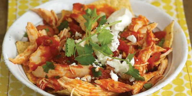 chilaquiles mexicanos