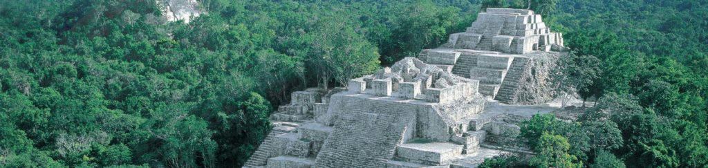 Ampeche y Calakmul Air Expedition