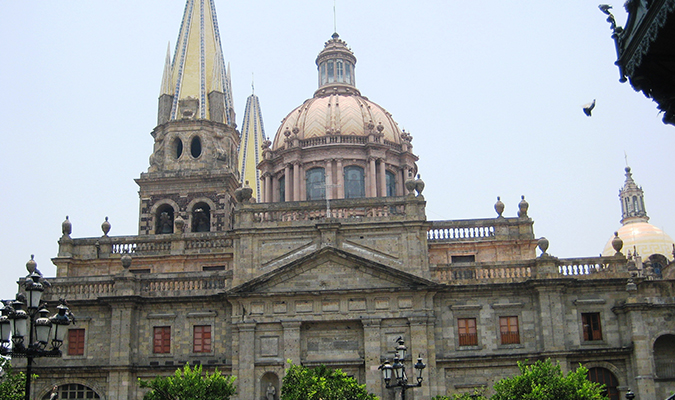 Cultura Guadalajara City Center Tour