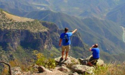 Copper Canyon Fall Hiking Expedition