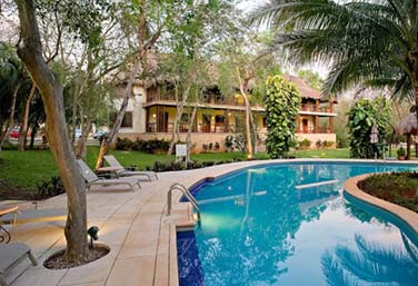 Lodge en Uxmal Hotel
